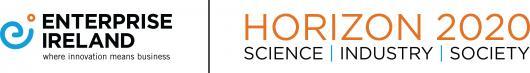Horizon2020 logo.